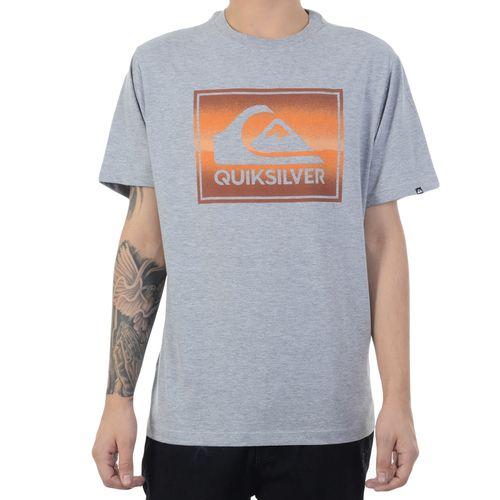Camiseta-Quiksilver-Waves-Mescla