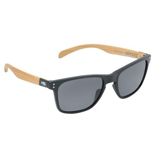 Oculos-HB-Gipps-ll-Wood-Preto-Fosco