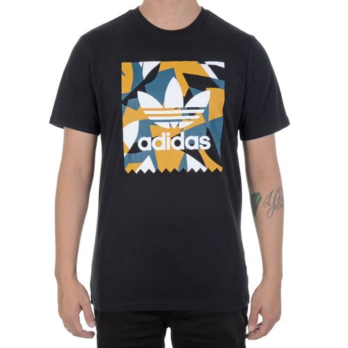 Camiseta-Adidas-Collage-BB-Tee-Preta