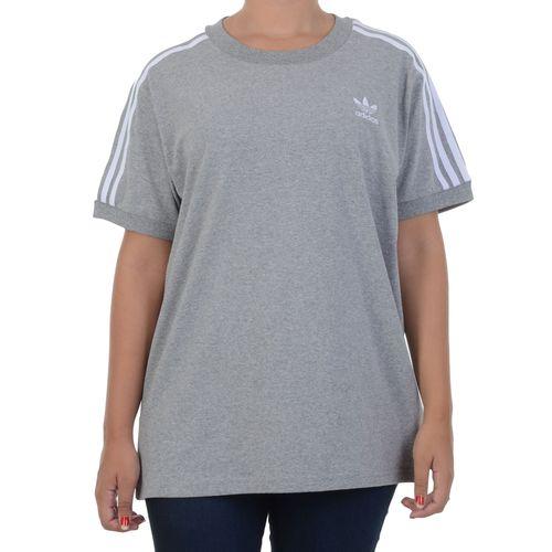 Blusa-Adidas-3-Stripes-Cinza