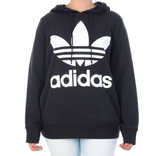 Moletom-Adidas-Trefoil-Preto