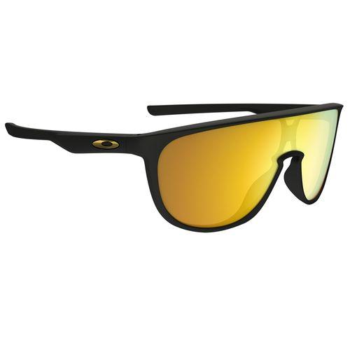 Oculos-Oakley-Trillbe-Preto-Fosco-24K-Iridio