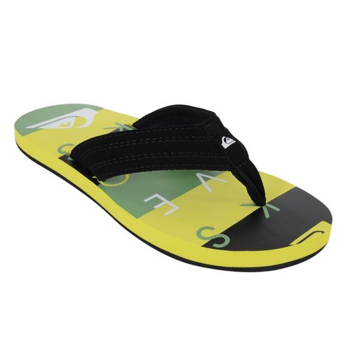 Chinelo-Quiksilver-Basis-Verde