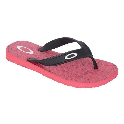 Chinelo-Oakley-Wave-Point-2.0-Vermelho