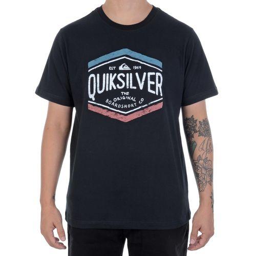Camiseta-Quiksilver-Negative-Preto