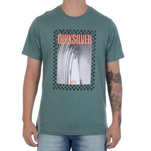 Camiseta-Quiksilver-Quiver-Verde