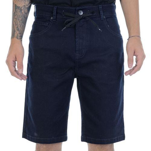 Bermuda-Jeans-Quiksilver-Skate-Denim-Marinho