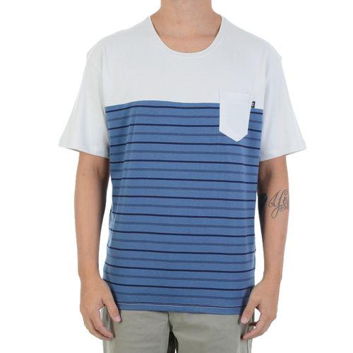 Camiseta-Oakley-Elevated-Stri-Cinza