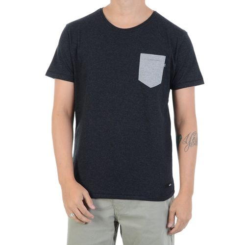 Camiseta-Oakley-Prime-Pocket-Preta