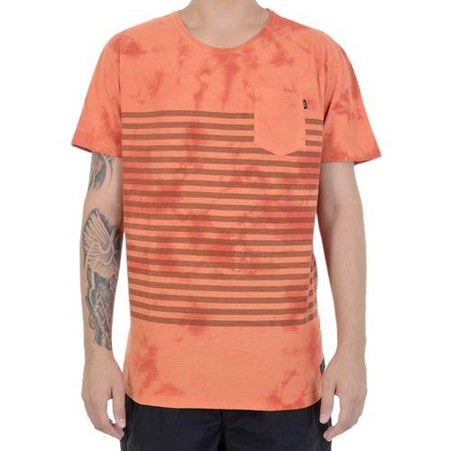 Camiseta-Oakley-Slub-Washed-S-Laranja