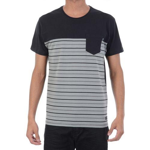 Camiseta-Oakley-Elevated-Stri-Preta