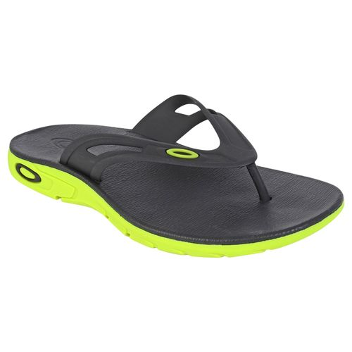 Chinelo-Oakley-Rest-Verde