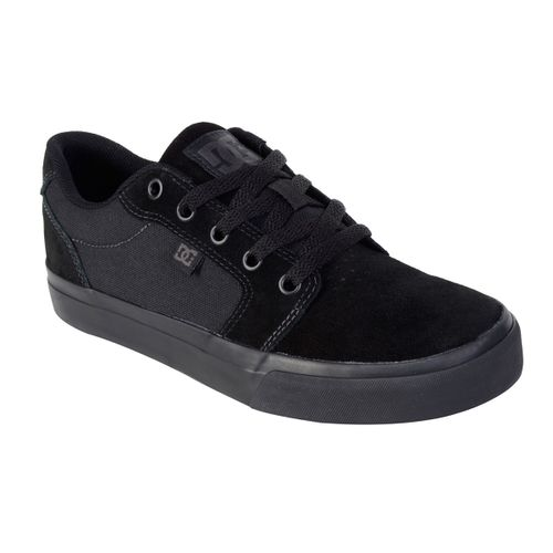 Tenis-DC-Shoes-Anvil-2-LA-Preto