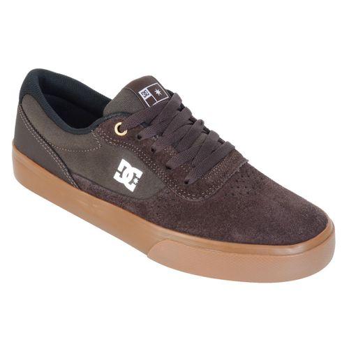 Tenis-DC-Shoes-Switc--S-Marrom