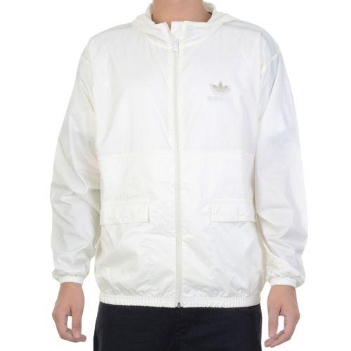 Jaqueta-Corta-Vento-Adidas-Windbreaker-Branca