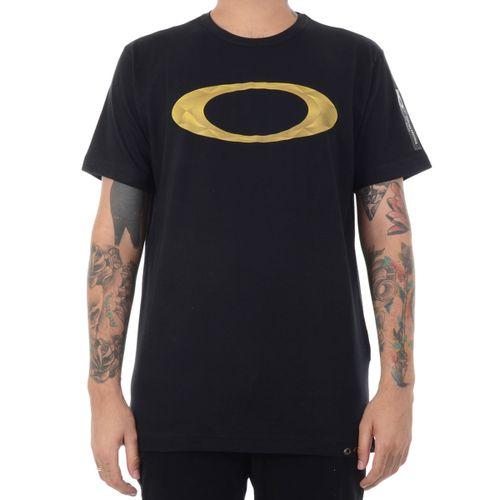 Camiseta-Oakley-Flak-365-Precious-Gold
