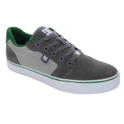 Tenis-DC-Shoes-Anvil-Overboard-Cinza-e-Verde