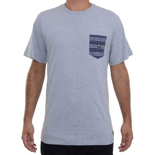 Camiseta-DC-Shoes-Pocket-Jagquard