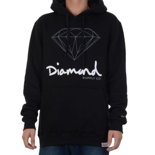 Moletom-Diamond-Canguru-Preto
