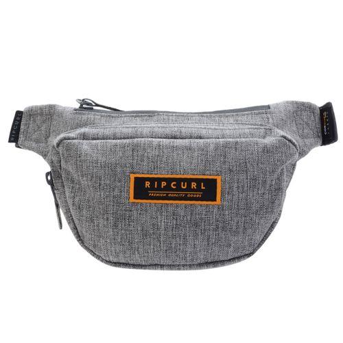 Pochete-Rip-Curl-Large-Waistbag-Cordura-Cinza