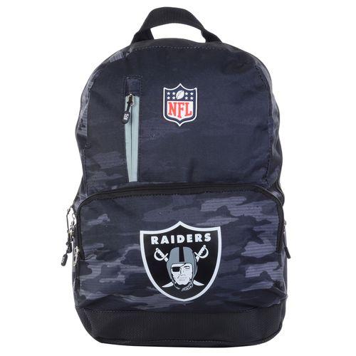 Mochila-NFL-Oakland-Raiders-II-Chumbo