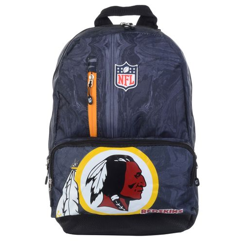 Mochila-NFL-Washington-Redskins-II-Cinza