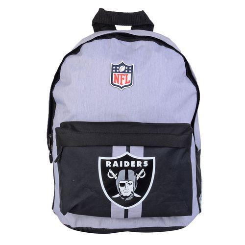 Mochila-NFL-Raiders--Cinza