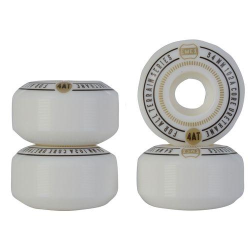 Roda-Sim-Emex-54mm-Branca