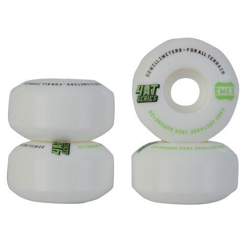 Roda-Sims-Emex-55mm-Branca