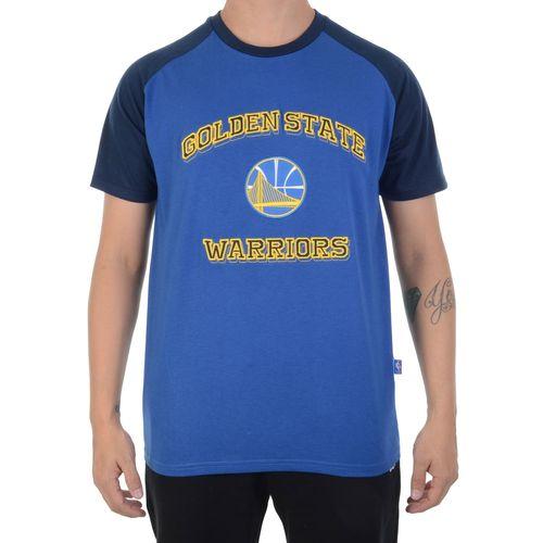 Camiseta-NBA-Golden-State-Warriors-Azul