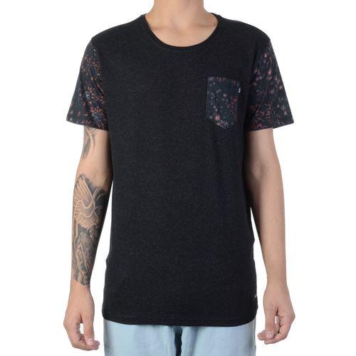 Camiseta-Oakley-Flower-Gear-C-Preta---P