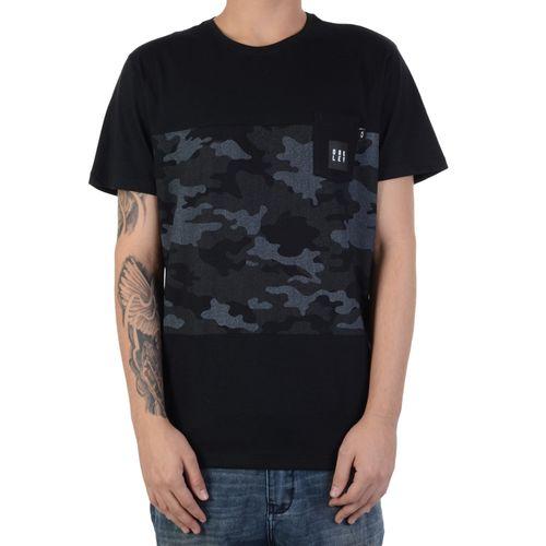 Camiseta-Oakley-Terrain-Camo-Preta-