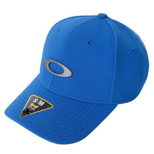 Bone-Oakley-Tincan-Cap-Azul---G-GG