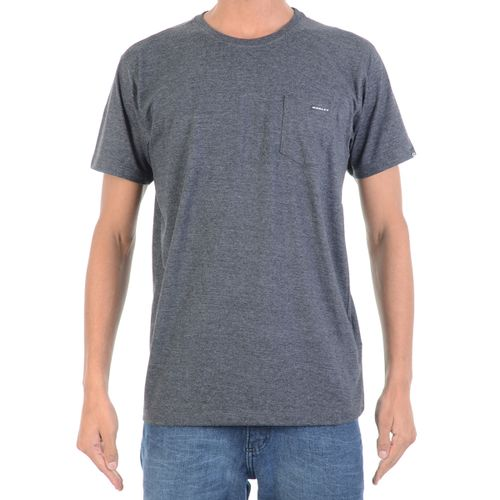 Camiseta-Oakley-Pocket-SP-Foundation-Chumbo