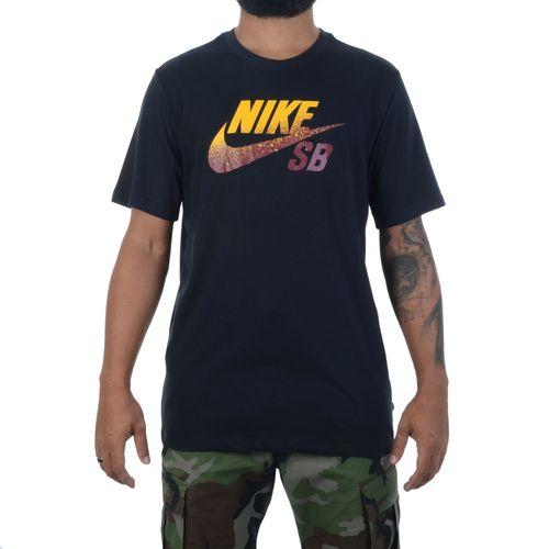 Camiseta-Nike-SB-NBA-Preta