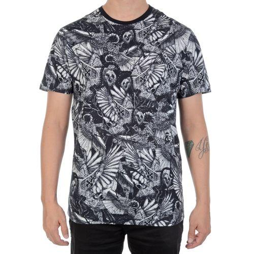 Camiseta-MCD-Full-Bird-Preta
