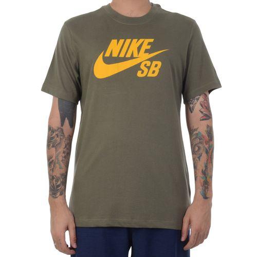 Camiseta-Nike-SB-Verde