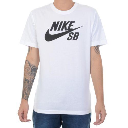 Camiseta-Nike-SB-Mens-Dri-Fit-Branca