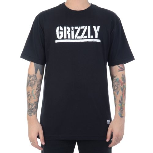 Camiseta-Grizzly-Stamped