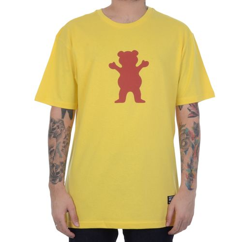 Camiseta-Grizzly-Bear