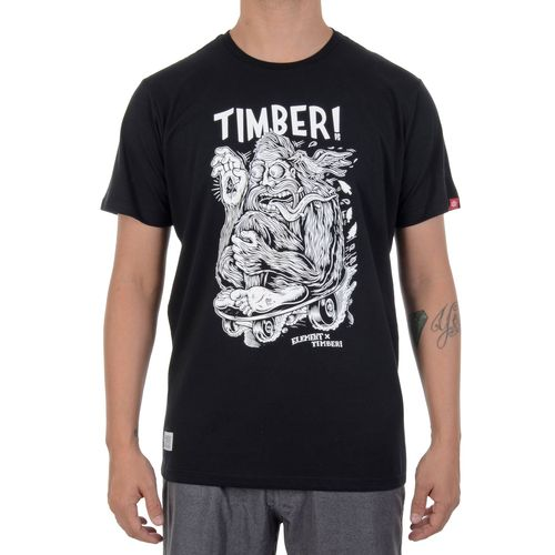 camiseta-element-joyride-preta