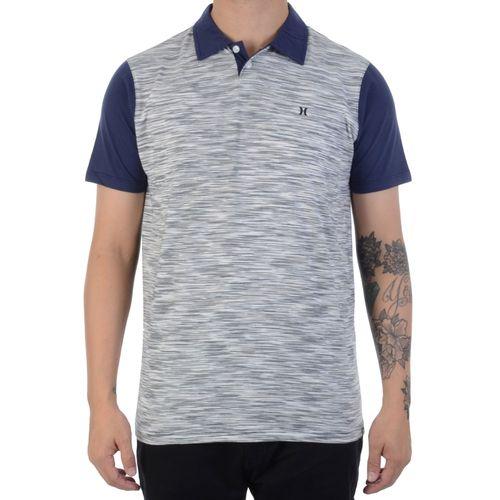 camiseta-polo-hurley-listras