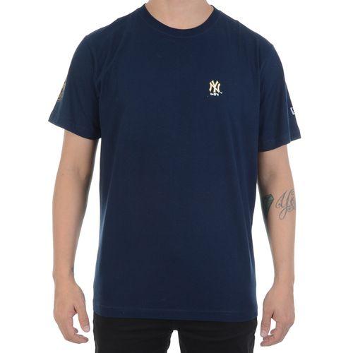 camiseta-new-era-new-york-yankees-marinho