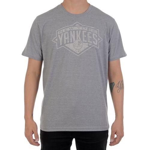 camiseta-new-era-new-york-yankees-core-cinza