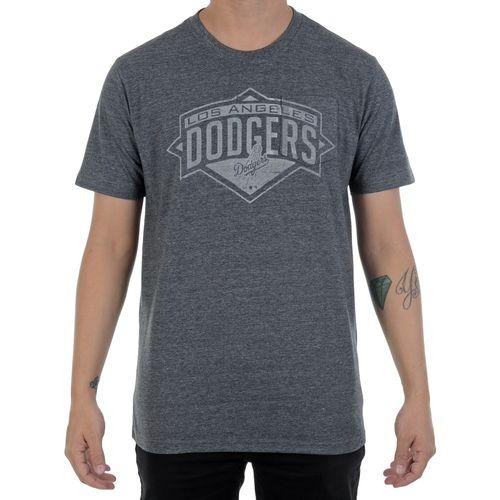 camiseta-new-era-los-angeles-dodgers-core-chumbo