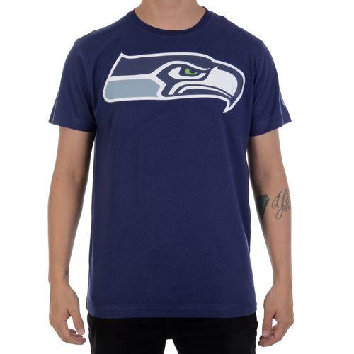 camiseta-new-era-seattle-seahawks-marinho