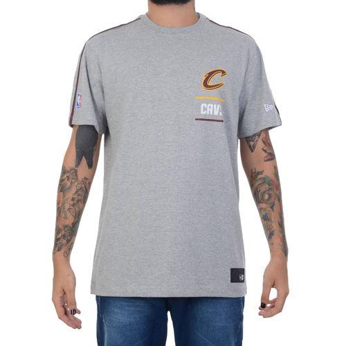 camiseta-new-era-cleveland-cavaliers-mescla