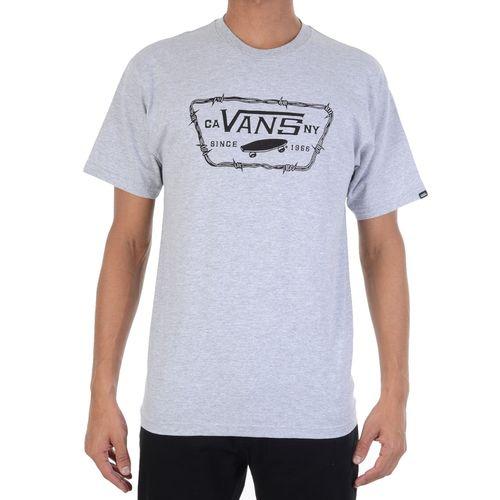 camiseta-vans-barbed-athletic-mescla