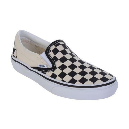 tenis-vans-classic-slip-on-checkerboard-preto