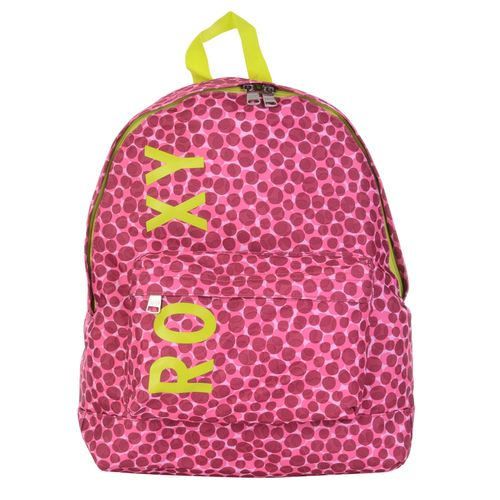 mochila-roxy-sugar-baby-dot-on-dots-rosa